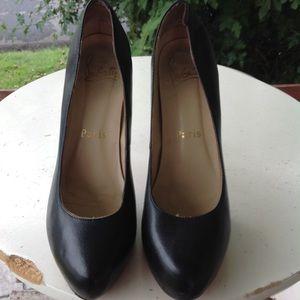 Authentic Louis Vuitton shoes.